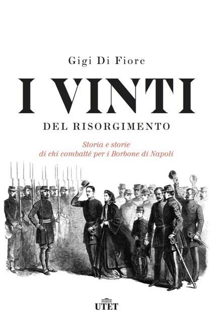 Copertina de I vinti del Risorgimento di Gigi Di Fiore