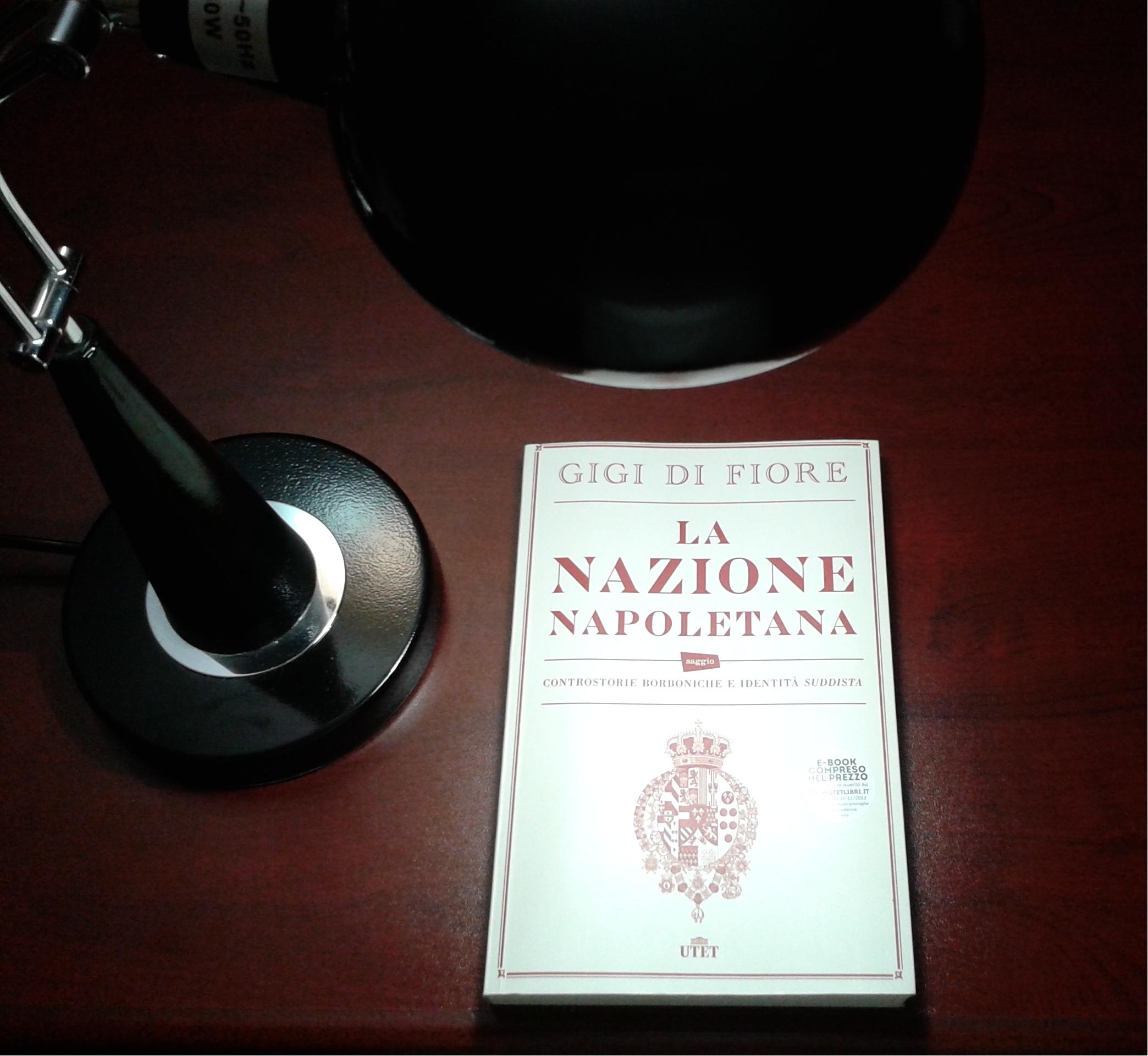 Copertina de La Nazione Napoletana