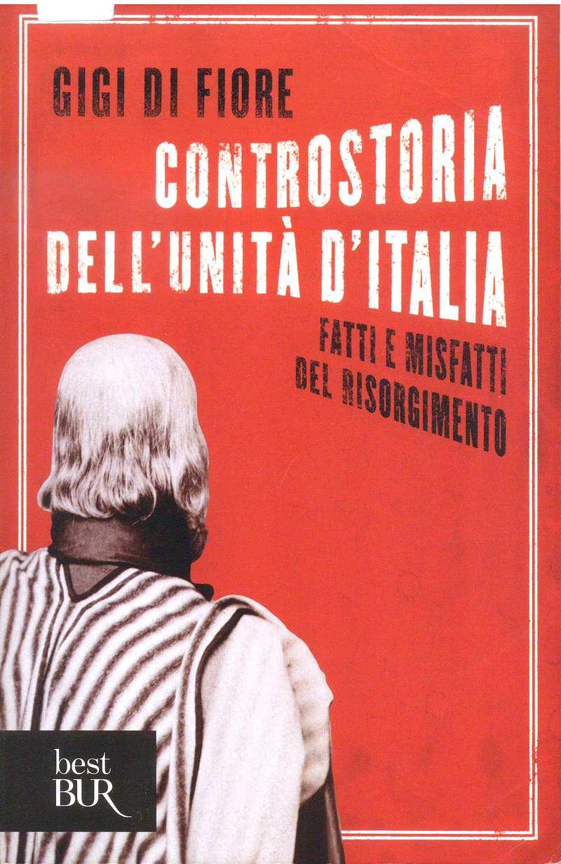 Copertina di Controstoria dell'Unità d'Italia