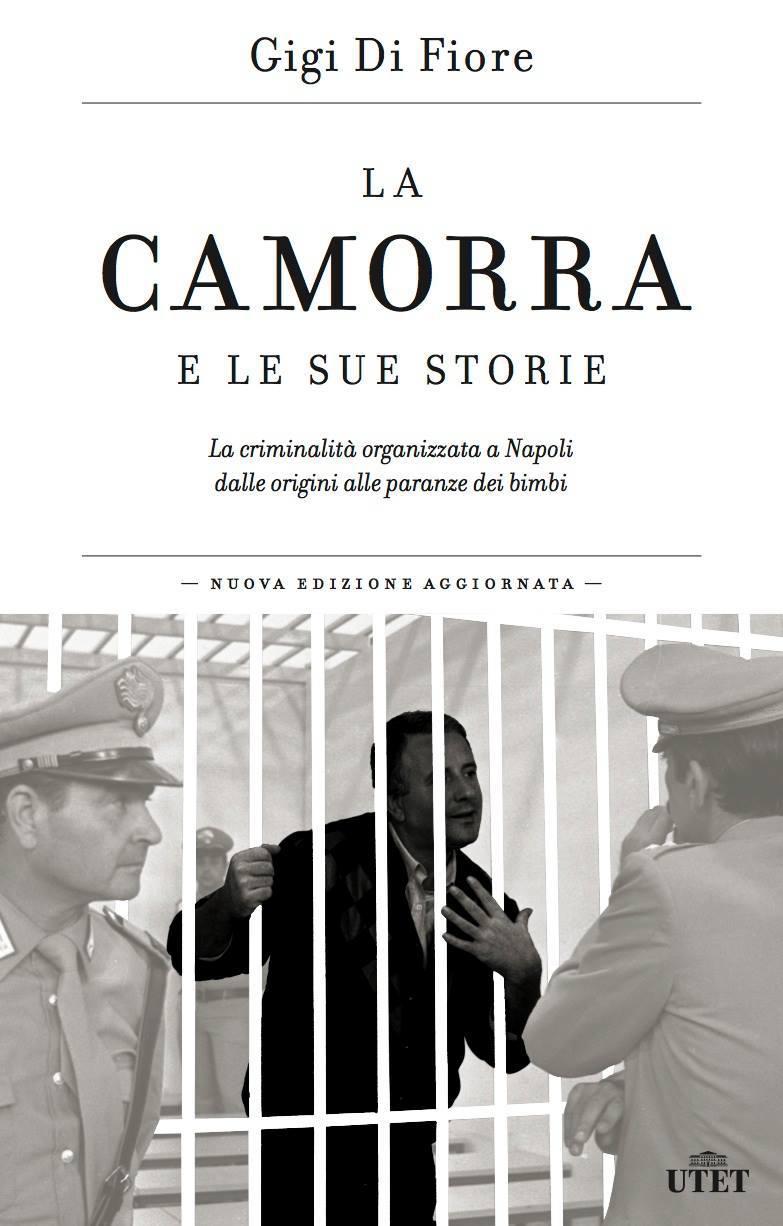 """Copertina del libro """"La Camorra e le sue storie"""" di Gigi Di Fiore"""