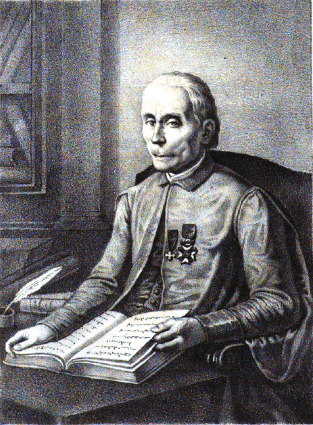 Monsignor Giovanni Rossi da un profilo di Enrico Mandarini