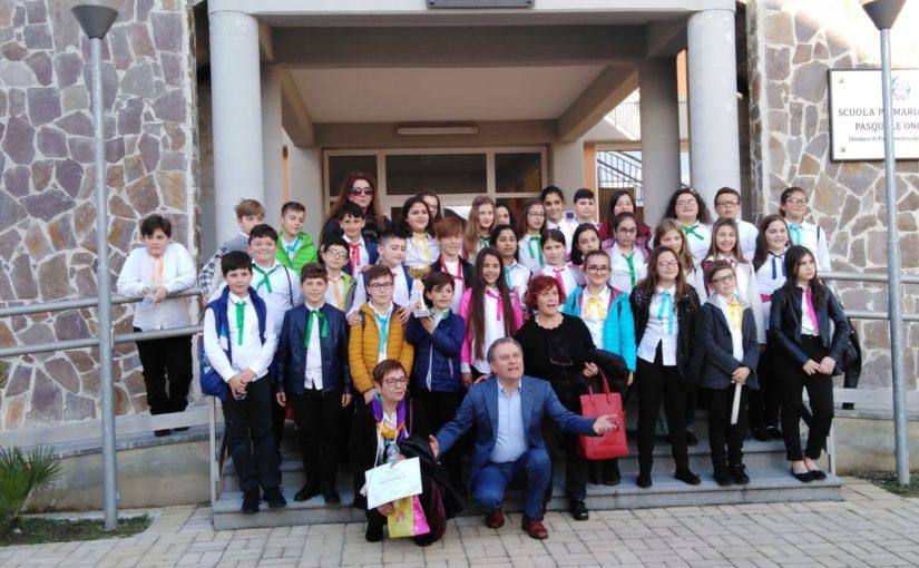 Primo premio agli alunni di Guardia Sanframondi al concorso musicale a Pietramelara